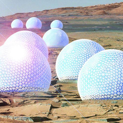 MIT Wins Mars City Design Architecture Prize 2017