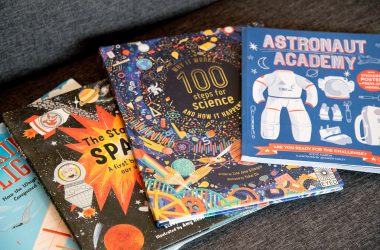 engineering careers  Competition: The Perfect Christmas STEM Booklist for Younger Children