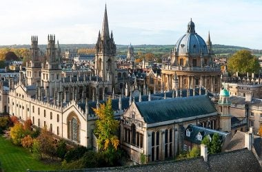 engineering careers  Oxford could become the world's first zero emission zone by 2035