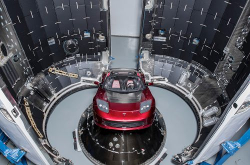 SpaceX just got permission from the US government to launch a Tesla