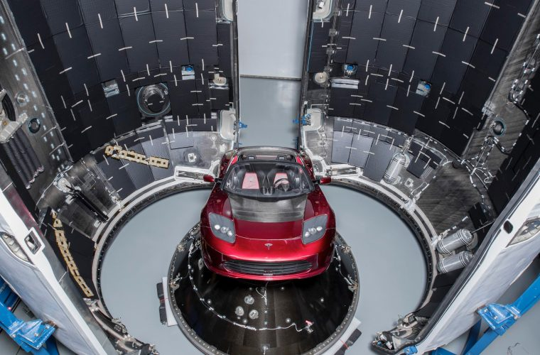 SpaceX just got permission from the US government to launch a Tesla Roadster toward Mars