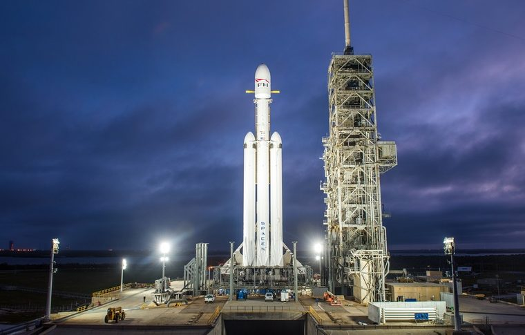 10 Things To Know About SpaceX's powerful Falcon Heavy