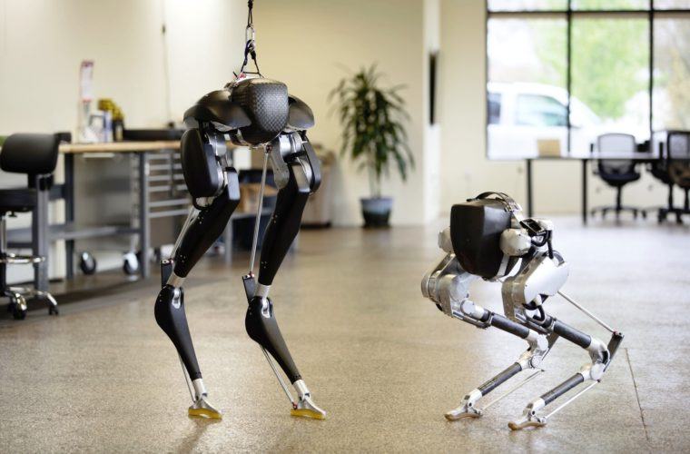 Agility Robotics takes next step to develop walking robots