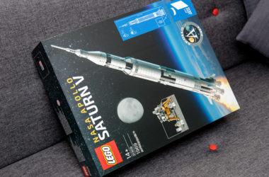 engineering careers  Win a meter-high LEGO NASA Apollo Saturn V