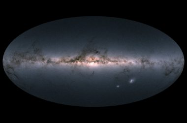 engineering careers  ESA's Gaia mission produces richest star map of our galaxy to date