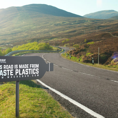 Could Plastic Roads save the world?