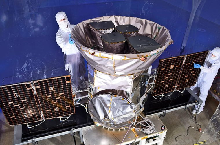 Planet-hunter telescope TESS launches today