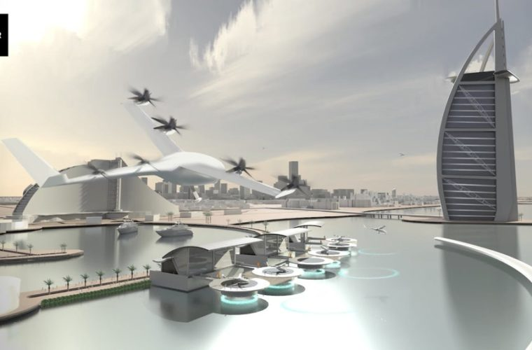 NASA and Uber agree to work together to make flying taxis a reality