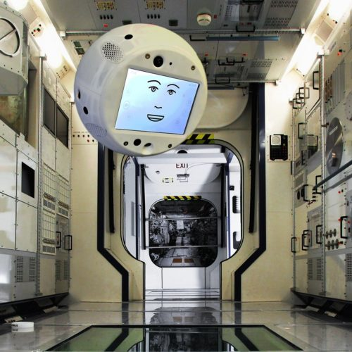 AI robot trained to follow German astronaut heading to ISS