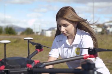 engineering careers  Drones set to deliver Burgers and beer in Reykjavík