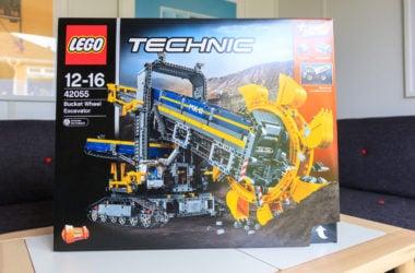 engineering careers  Win – LEGO Bucket Wheel Excavator 42055