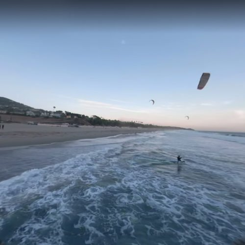 Ever wanted to experience soaring over a LA beach in a flying suit?
