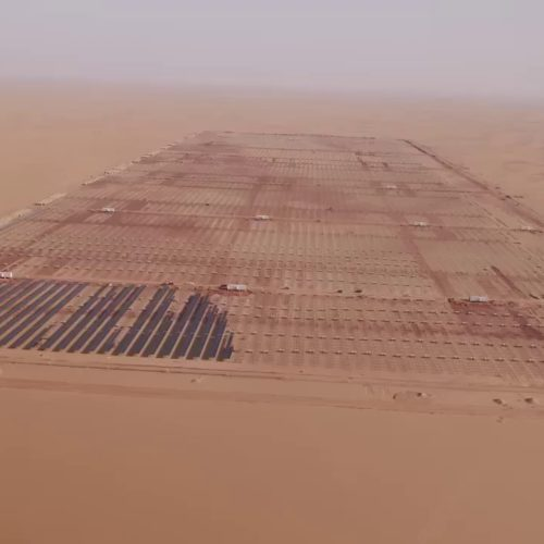 Egypt hopes to unlock its energy potential with the worlds largest solar farm