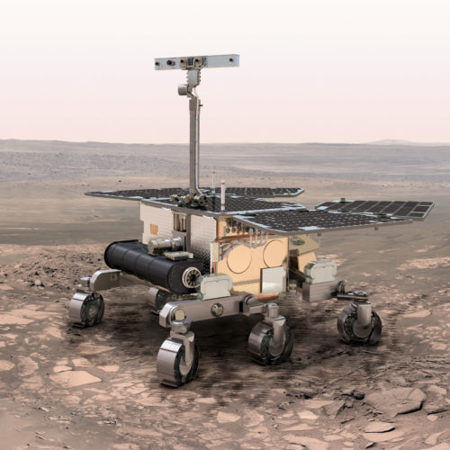 Want to name the next Mars Rover?
