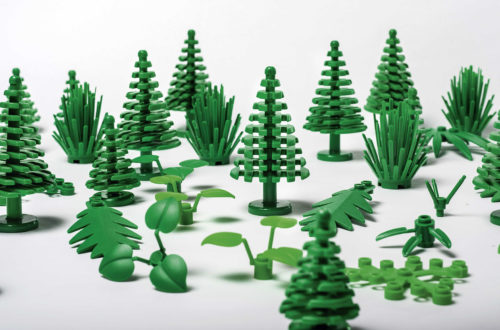 LEGO Plants Are Now Made from Real Plants — Born to Engineer