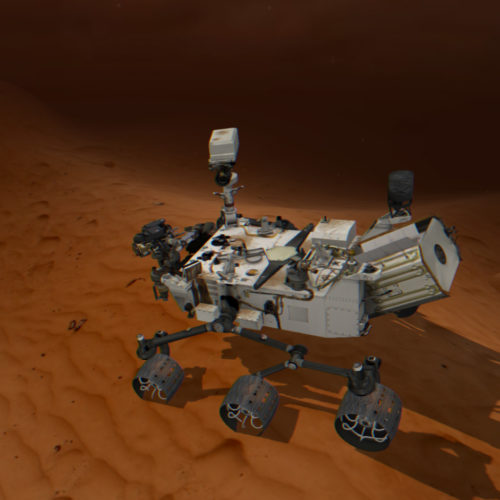 NASA's Open Source build-it-yourself Rover web project is a masterpiece