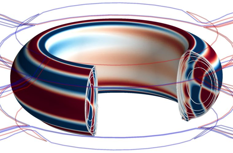 Engineers predict optimal magnetic fields for suppressing instabilities in Fusion reactors
