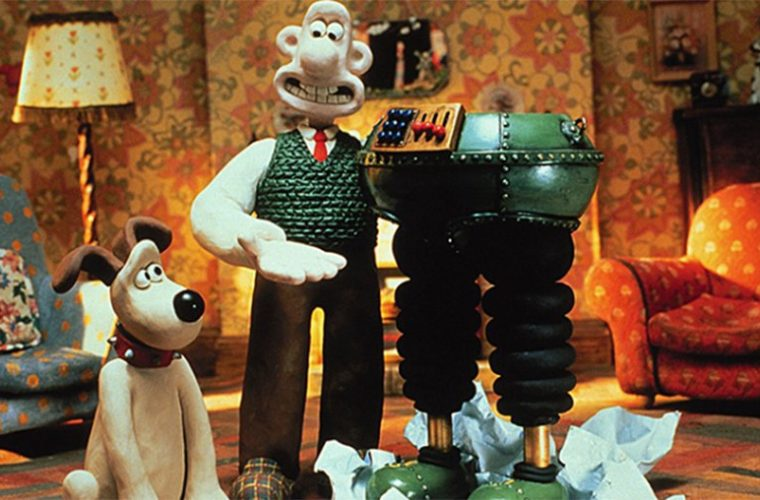 Wallace and Gromit inspire smart trousers