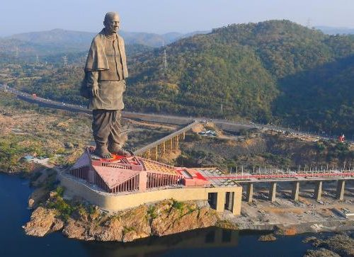 India Unveils 'Statue of Unity' - The Worlds Largest Statue