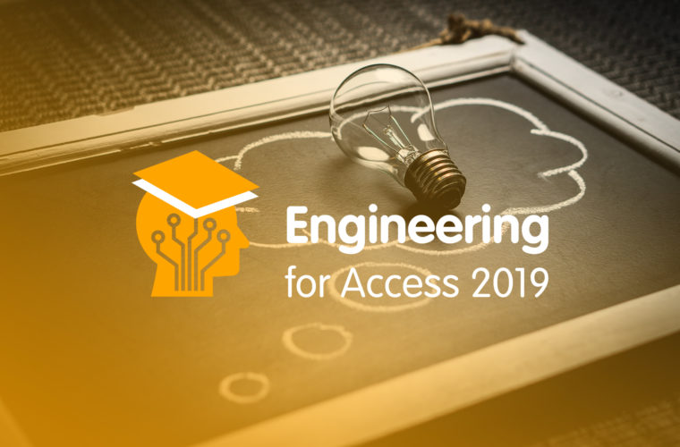 Engineering for Access Award 2019 offers young Engineers a chance to win up to £5,000 and a prototype of their Winning Design