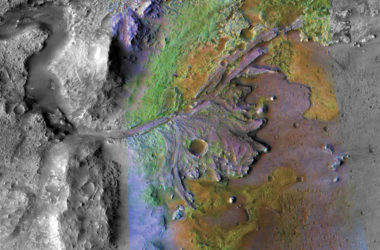 engineering careers  NASA sets sights on Jezero Crater for Mars 2020 mission