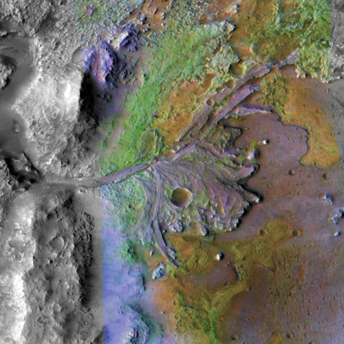 NASA sets sights on Jezero Crater for Mars 2020 mission