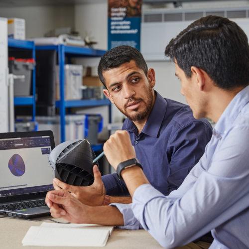 Lancaster University students 'O-Wind Turbine' wins James Dyson Award 2018