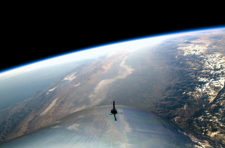 Virgin Galactics 'Unity' successfully reaches space for first time