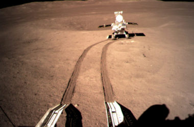 engineering careers  China's lunar rover is making tracks