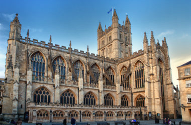 engineering careers  Bath Abbey begins Eco Project to heat itself using the city's hot springs