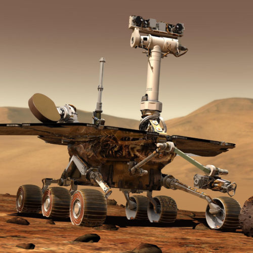 Nasa confirms Opportunity mission is at an end