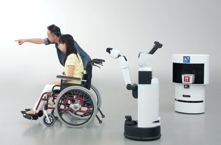 High Tech Helpers set to debut at the Tokyo 2020 Olympic's