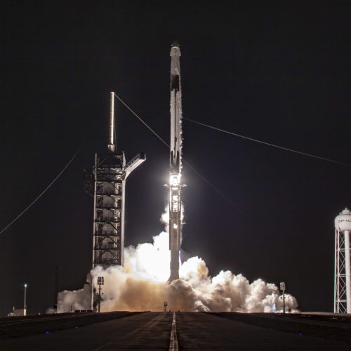 SpaceX Release Stunning Images of Demo-1 Mission