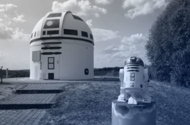 engineering careers  Zweibrück Observatory Get a Star Wars Makeover