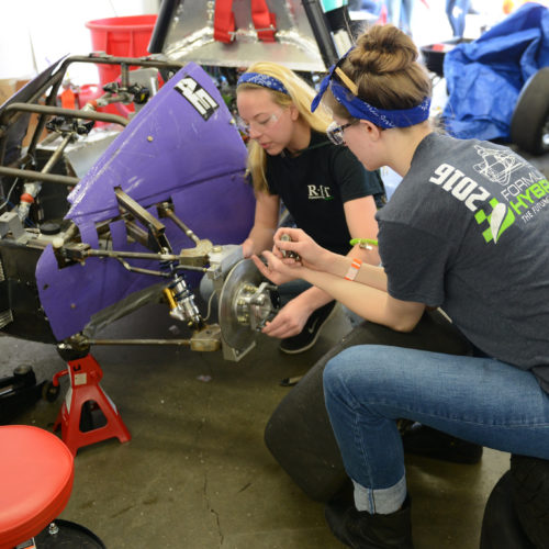 World's Top Engineering Students Gather for Formula Hybrid Competition