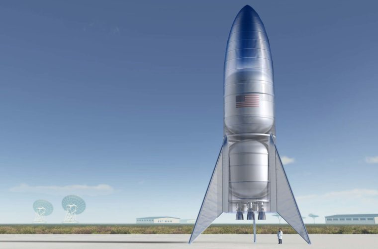 Elon Musk confirms multiple Starships being built by SpaceX