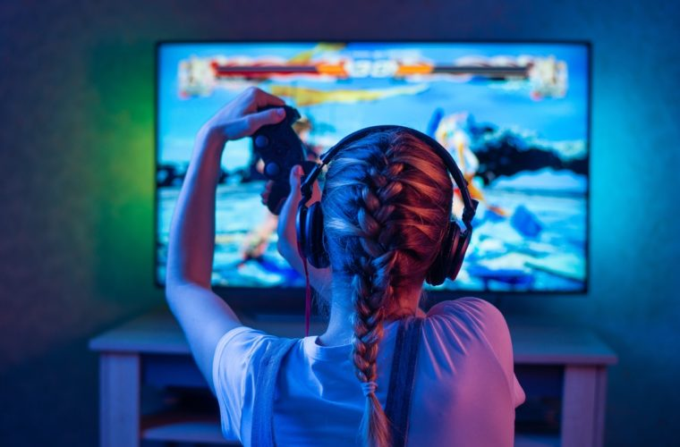 Could playing playing video games help you learn a language?