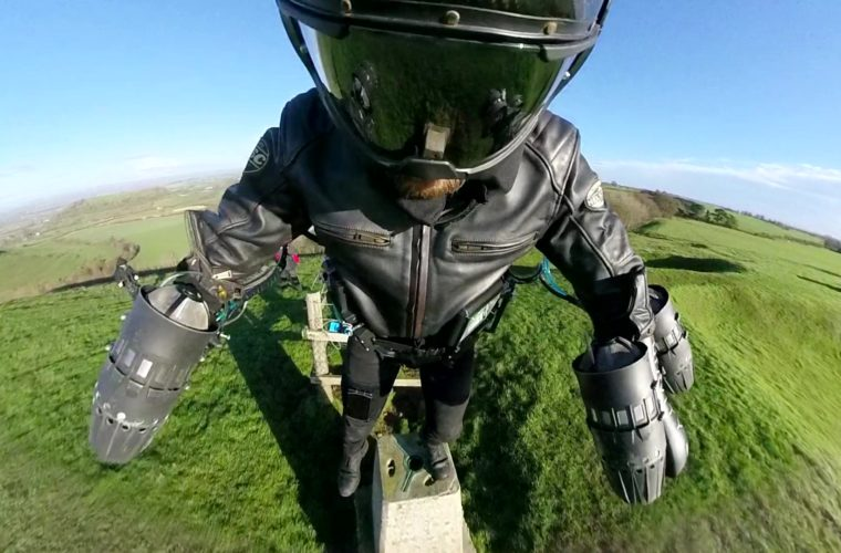 Live Q&A With Jet Suit Inventor Richard Browning