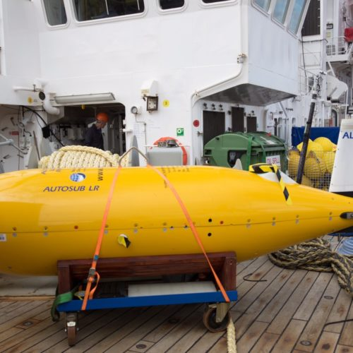 'Boaty McBoatface' maiden voyage results in climate change discovery