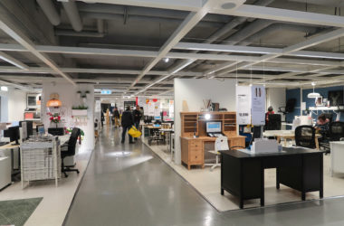 engineering careers  Ikea sets sights on the UK for flat-pack housing