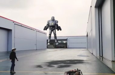 engineering careers  'Mythbuster' Adam Savage & Richard Browning create an actual flying Iron Man suit