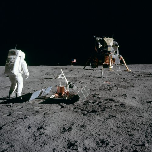 Engineering Podcasts –  To the moon and beyond