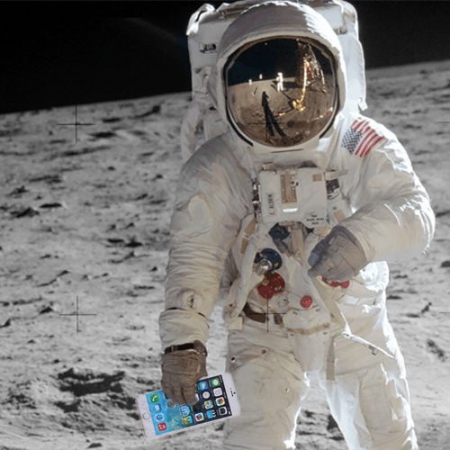 Four surprising Engineering innovations that came out of the Apollo moon landings