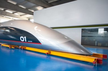 engineering careers  New hyperloop passenger pod revealed
