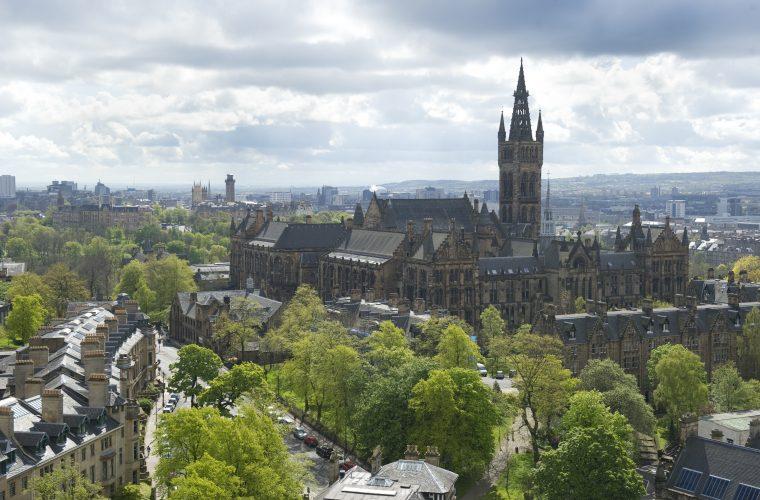 Glasgow University engineering school renamed after James Watt