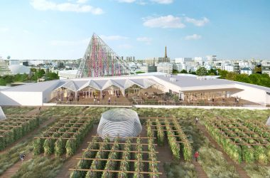engineering careers  World's largest urban farm to open in Paris