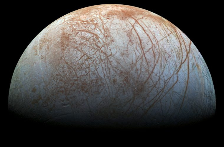 Europa: there may be life on Jupiter's moon and two new missions will pave the way for finding it