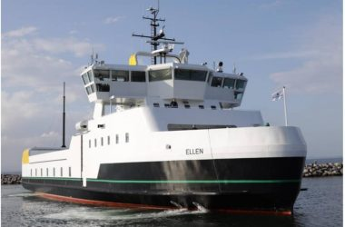 engineering careers  World's biggest electric ferry completes maiden voyage
