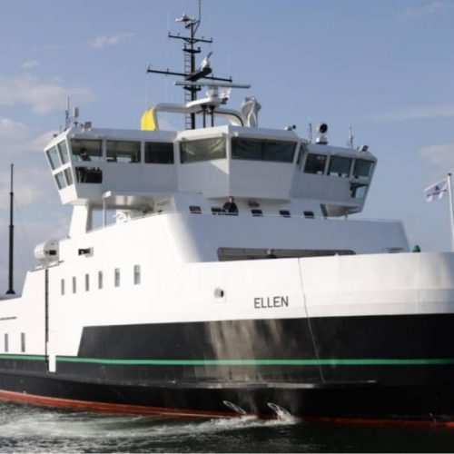 World's biggest electric ferry completes maiden voyage