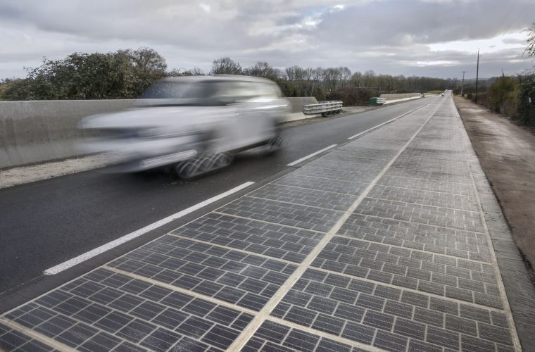 Two years on what's the verdict for the world's first solar road?